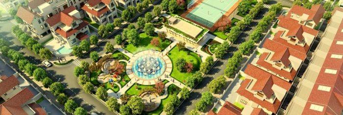 Biệt thự Vinhomes Green Bay Mễ Trì – Sống đẳng cấp