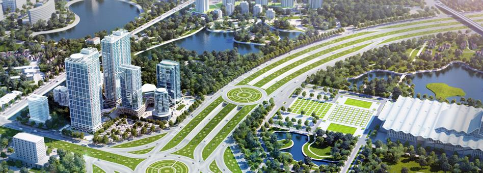 Cơ sở hạ tầng khu vực Mễ Trì