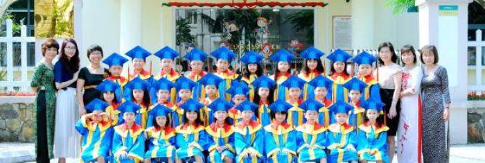 Hệ thống trường học Quốc tế Vinschool Vinhomes Mễ Trì